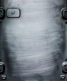 Superficie di metallo. Immagini Stock