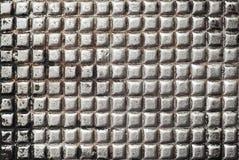 Superficie di metallo approssimativa Fotografia Stock Libera da Diritti
