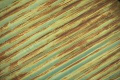 Superficie di metallo del modello con colore pastello surfac graffiato del metallo Fotografia Stock
