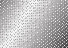 Superficie di metallo e fondo di struttura illustrazione vettoriale