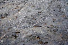 superficie di pietra Fotografie Stock