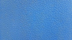 Superficie di plastica blu Immagini Stock