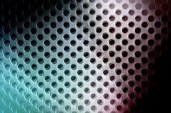Superficie di progettazione di griglia Fotografia Stock Libera da Diritti