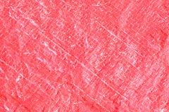 Superficie di rosso della borsa Fotografie Stock