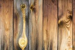 Superficie di struttura di legno con il modello naturale Fotografie Stock