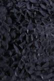 Superficie di vetro scuro Fotografia Stock Libera da Diritti