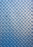 Superficie geometrica metallica Fotografia Stock
