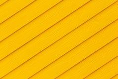 Superficie gialla della pittura Fotografia Stock Libera da Diritti