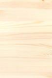 Superficie gialla di legno, alta struttura dettagliata del legno duro Fotografie Stock Libere da Diritti