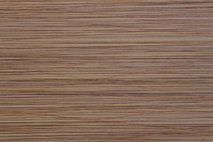 Superficie grabada en relieve del marrón de la textura con las rayas caóticas Fotografía de archivo