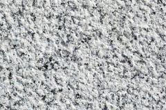 Superficie grigia del granito Immagine Stock Libera da Diritti