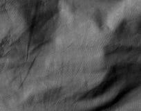 Superficie gris del paño de la materia textil del color Fotografía de archivo