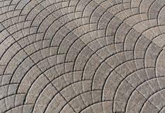 Superficie gris del pavimento Fotografía de archivo