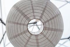 Superficie inferior de la linterna del Libro Blanco imágenes de archivo libres de regalías