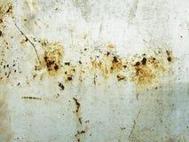 Superficie metálica oxidada imagenes de archivo