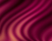 Superficie ondulada celular. Fotografía de archivo