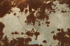 Superficie oxidada Fotos de archivo