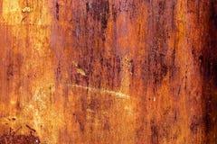 Superficie oxidada del hierro del grunge Imagen de archivo libre de regalías