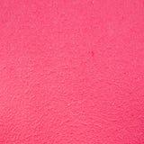 Superficie rosada del color Foto de archivo libre de regalías