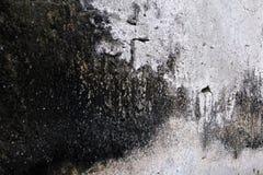 Superficie ruvida della pietra Formazioni rocciose rosse e bianche ombra di gray fotografie stock libere da diritti