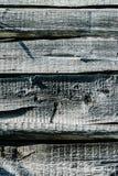 Superficie ruvida di legno del vecchio fondo strutturale Fotografia Stock Libera da Diritti