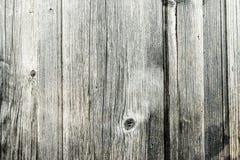 Superficie ruvida di legno del vecchio fondo strutturale Fotografie Stock Libere da Diritti