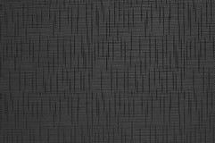 Superficie scura con le righe di scarsità verticali Fotografia Stock