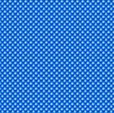 Superficie senza giunte lucida blu astratta. Fotografia Stock Libera da Diritti