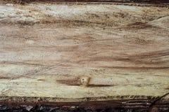 Superficie strutturata di legno Fotografie Stock