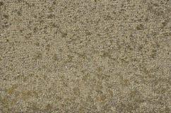 Superficie strutturata invecchiata del materiale di pietra artificiale immagine stock