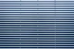 Superficie teñida azul graduado del hierro foto de archivo