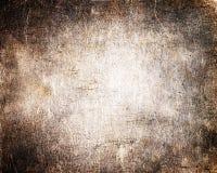 Superficie textured marrón oscuro de la vendimia foto de archivo libre de regalías