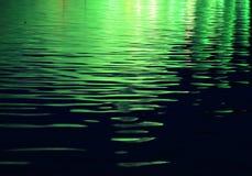 Superficie verde Fotografía de archivo