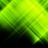 Superficie verde luminescente brillante EPS 10 Imagen de archivo