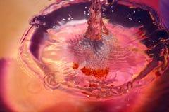 Superficie viva dell'acqua Fotografie Stock