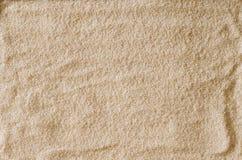 Superficie vuota approssimativa ed irregolare della sabbia Immagine Stock
