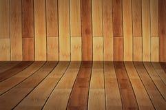 Toom vuoto della presentazione realistica 3D - pavimenti il fondo t del cemento Immagini Stock Libere da Diritti