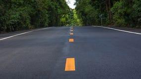 Superficies de la carretera de asfalto Imágenes de archivo libres de regalías