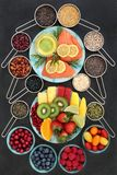 Superfood для здорового сердца стоковое фото rf