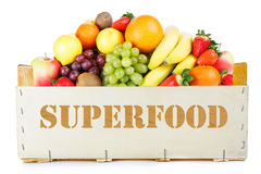 Superfood stock foto's