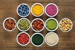 Superfood Lizenzfreie Stockbilder