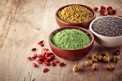 Superfood Royalty Free Stock Photography