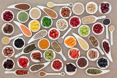 Superfood Collection Stock Image