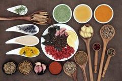 Superfood de amplification immunisé Photo stock