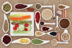 Superfood para a perda de peso imagem de stock
