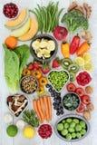 Superfood pour la consommation saine Photographie stock