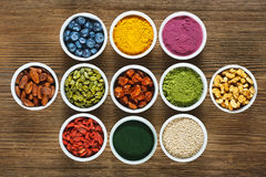 Superfood Royalty Free Stock Images