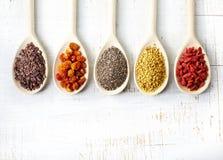 Superfoods Images libres de droits