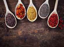 Superfoods Images stock