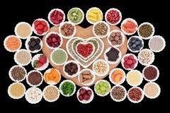 Superfoods стоковое изображение